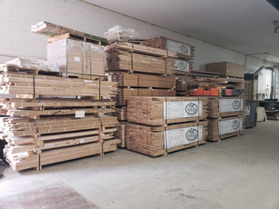 In Stock Hardwood