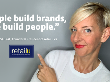 People build brands, we build people