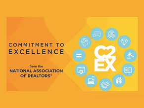 Commitment to Excellence (C2EX) from the National Association of REALTORS®