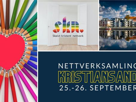 Nettverksamling i Kristiansand!