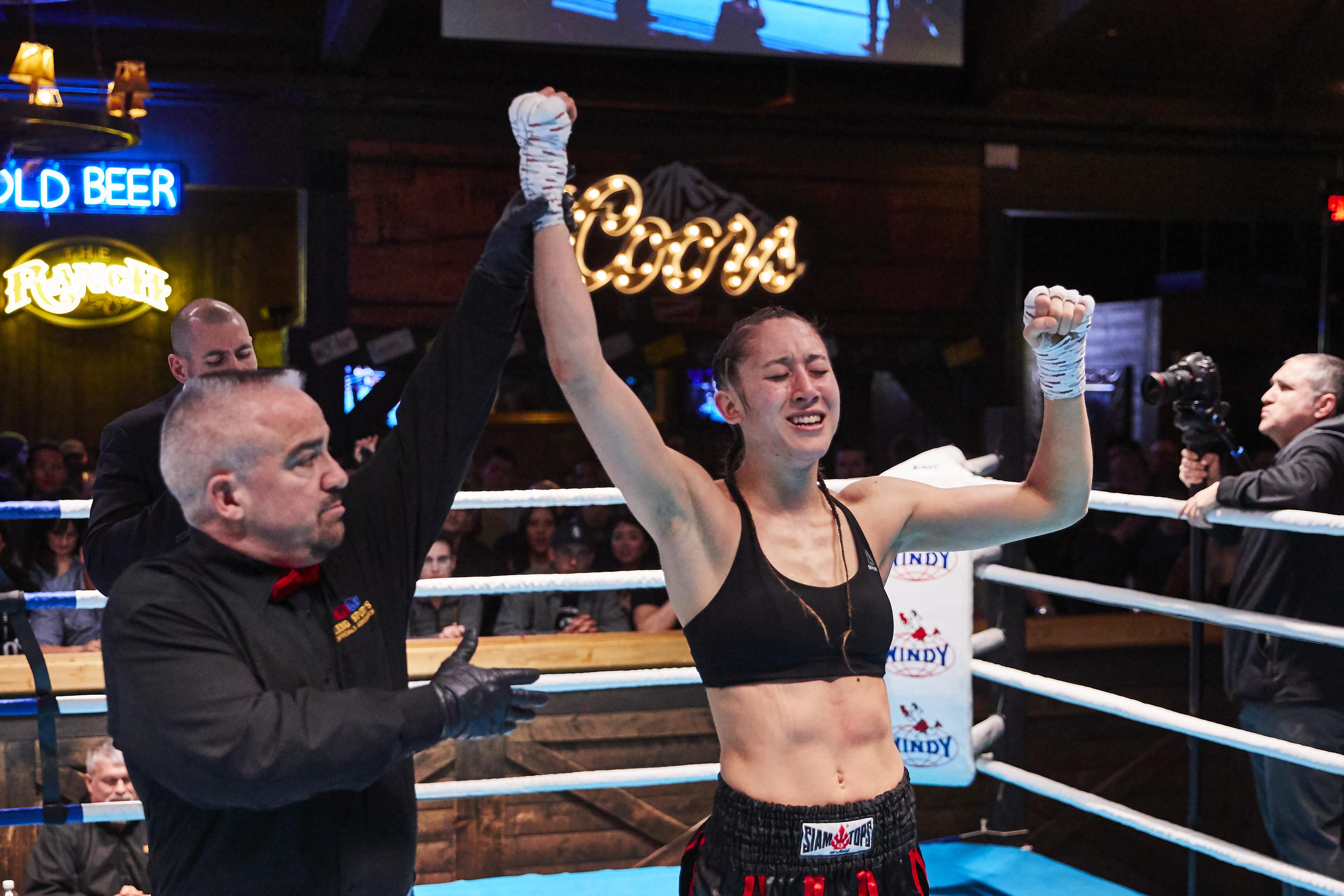 Jordan Dobbie vs Sara Caccioni 046