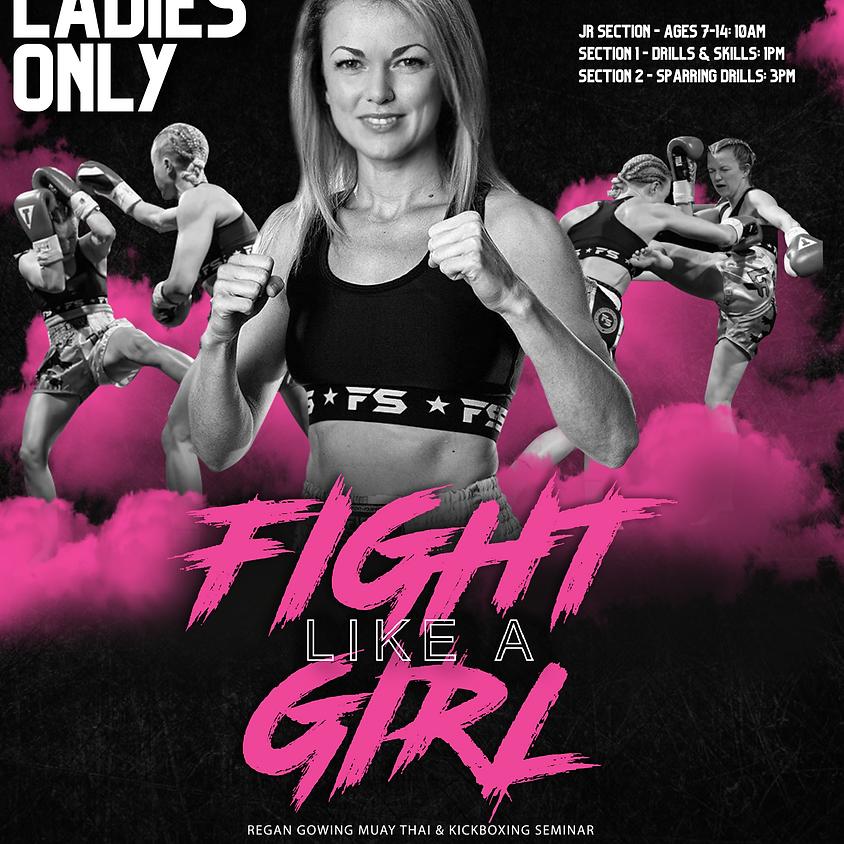 Regan Gowing Muay Thai & Kickboxing Seminar (1)
