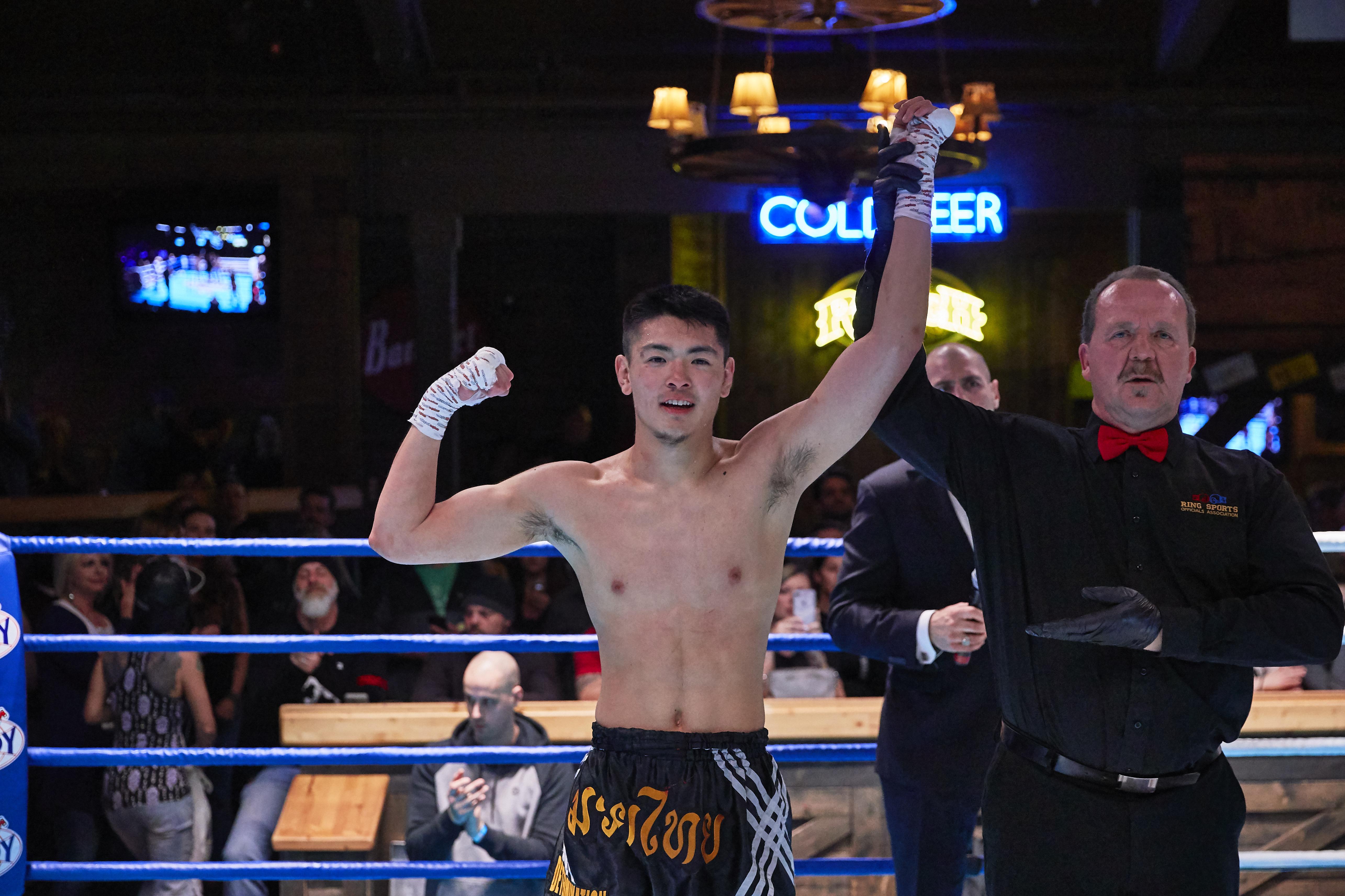 Jake Brouwer vs Jerry Liu 044
