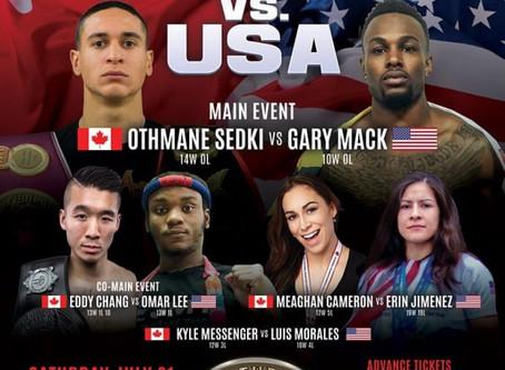ECL 3: Canada vs USA
