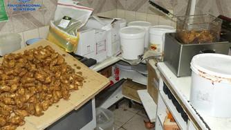 Intoxicación por raticida en un Kebab de Pamplona