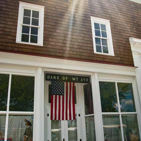 Siegler General Store and Bank of Mt. Ayr