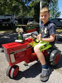 Dan Patch Community Festival Boy on Trac