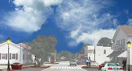 Leo-Cedarville Streetscape Enhancement