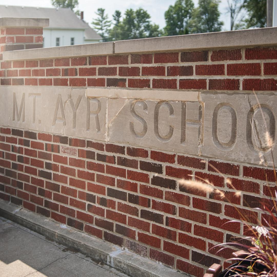 Mt. Ayr School