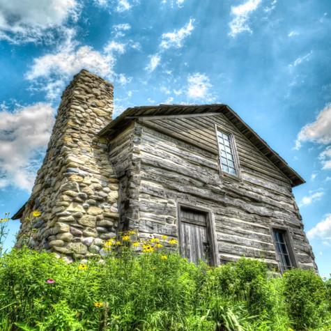Historic Blann Cabin