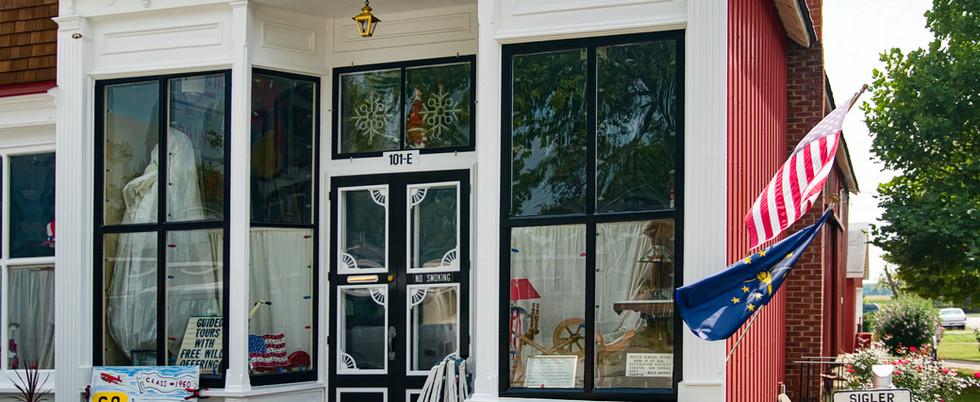 Siegler General Store & Bank of Mounty Ayr Museum