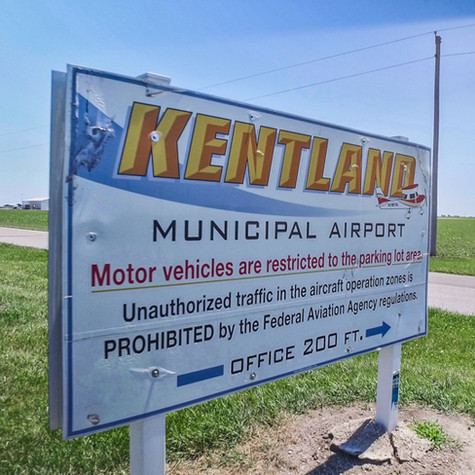 Kentland Airport