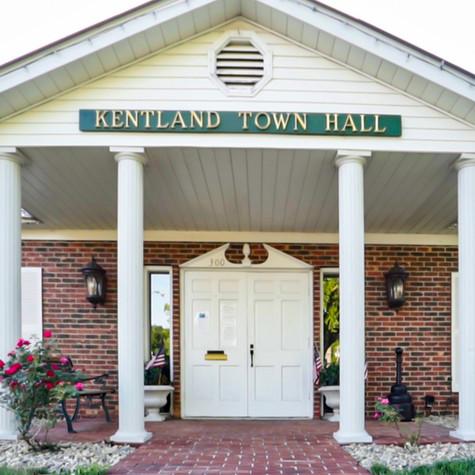 Kentland Town Hall