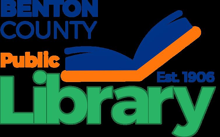 Benton County Public Library - Logo - 3c