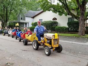 Dan Patch Community Festival - Tractor T