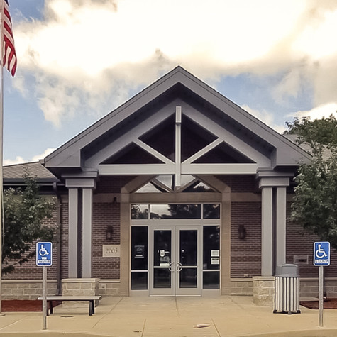 Lake Village Memorial Township Library