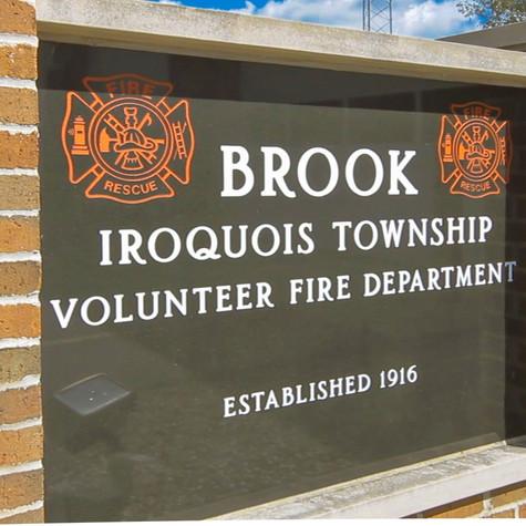 Brook Fire Station