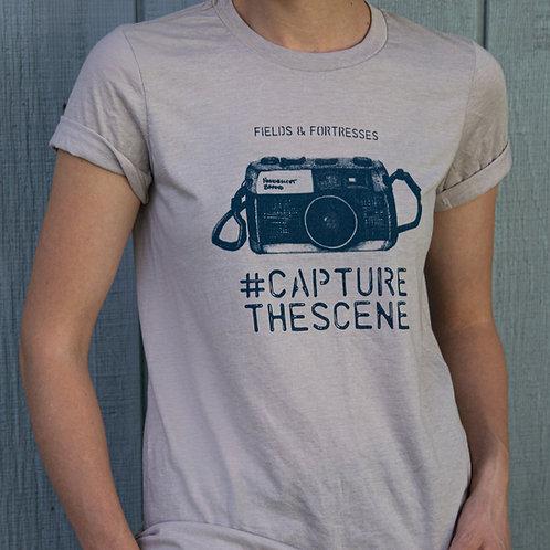"""Capture the Scene"" T-Shirt (Unisex)"