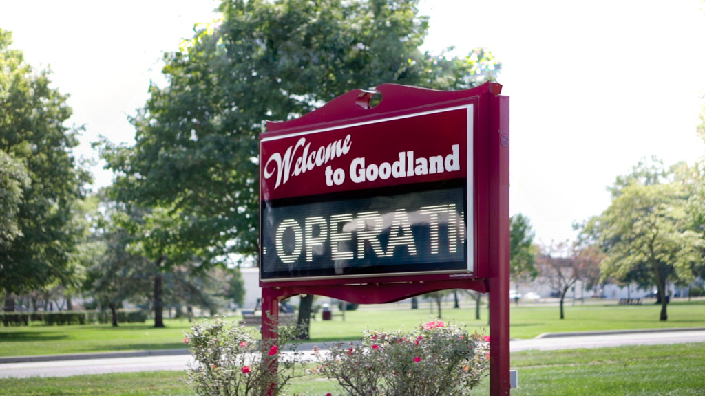 Welcome to Goodland Indiana
