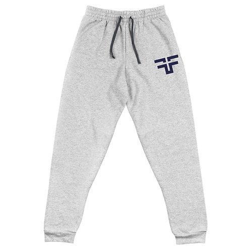 """Mirrored F"" Logo Unisex Joggers"