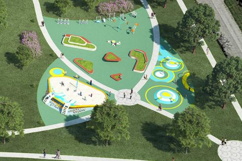 Batton Park Upgrades