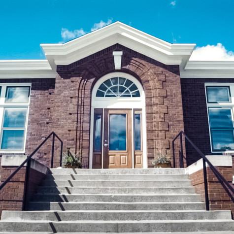 Brook Iroquois Washington Public Library