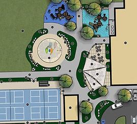 New Haven Community Center Park Improvements