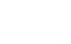 Benton County Public Library - Logo - wh
