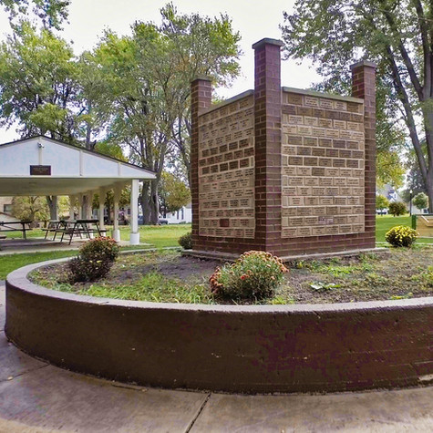 Veterans Memorial at Recher Park