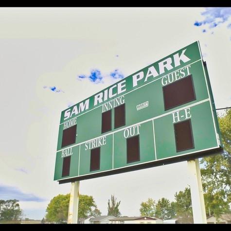 Sam Rice Park
