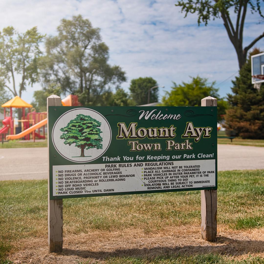 Mt. Ayr Town Park