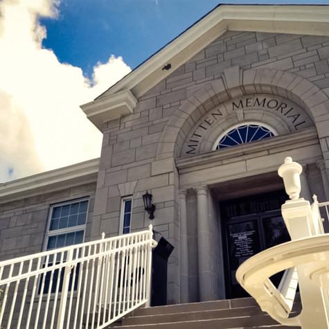 Mitten Memorial Goodland Public Library