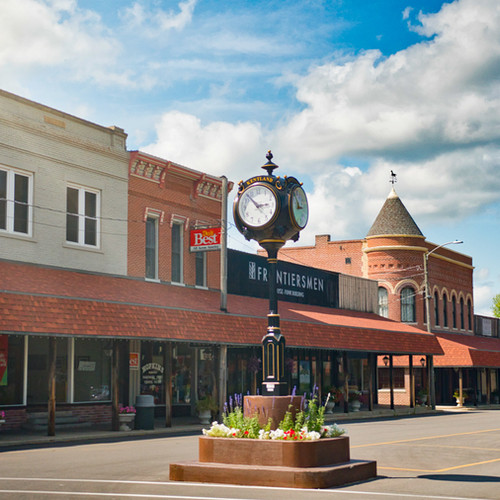 Downtown Kentland