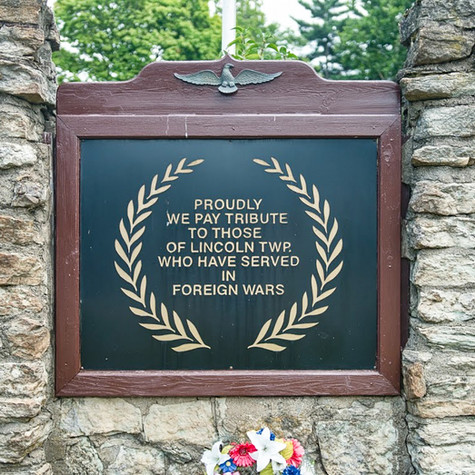Lincoln Township Foreign Wars Memorial