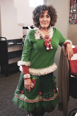Terri's homemade Christmas outfit.jpg