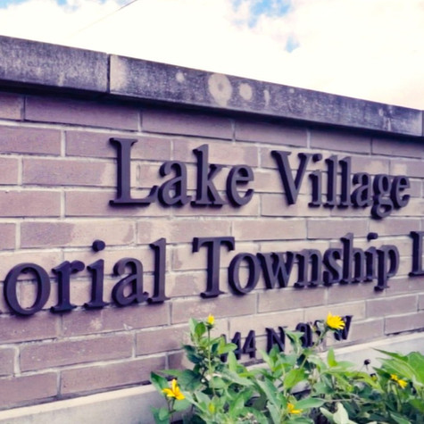 Lake Village Township Memorial Library