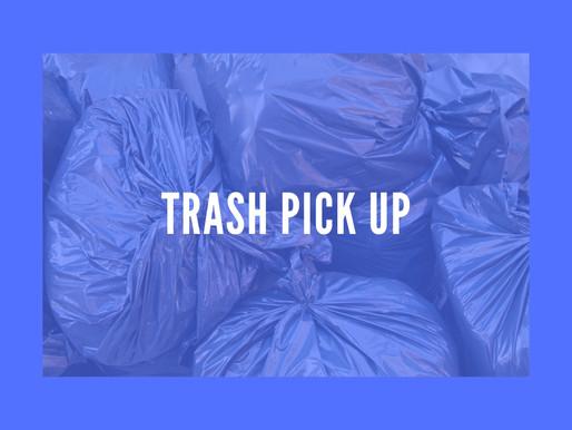 Best Way Trash Pick-up Days