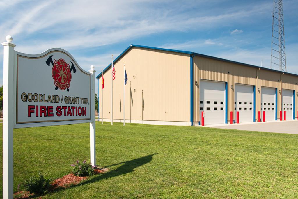 Goodland Fire Station