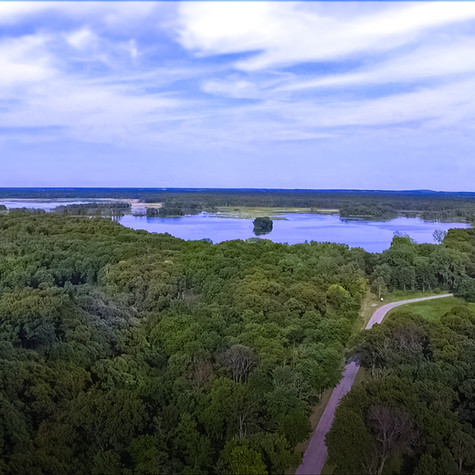 Willow Slough Aerial