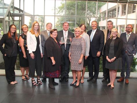 NewAllen Alliance team photo - NIPSCO Lu