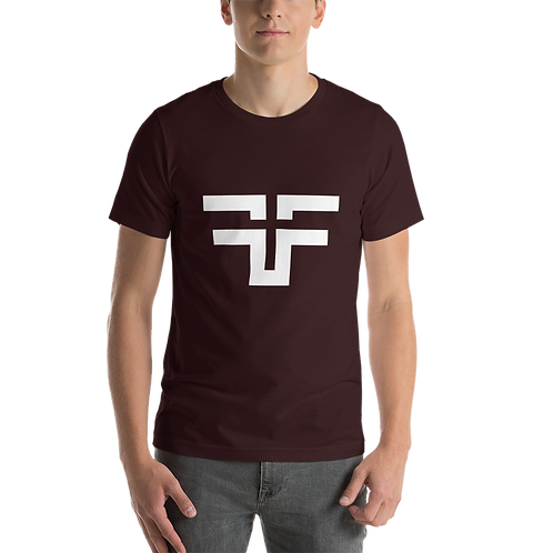 """Mirrored F"" Logo Unisex T-Shirt"
