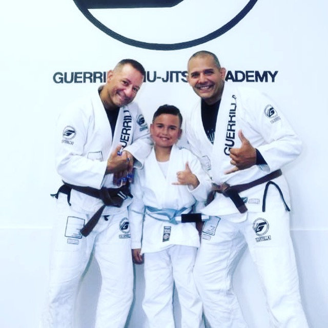 4-6 Years Jiu Jitsu
