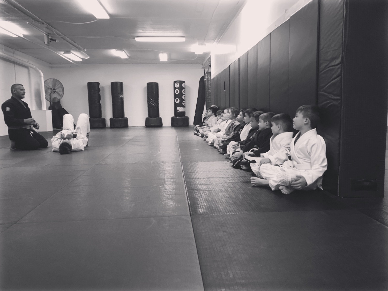 8-13 Kids Jiu Jitsu