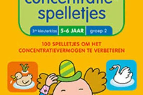 De Leukste Concentratie Spelletjes - Exercices de concentration