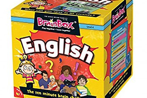 Brain Box - English