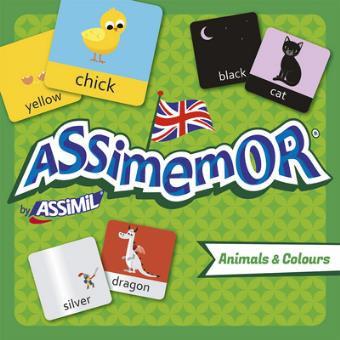 Assimemor - Animals & Colours (Memory Game)