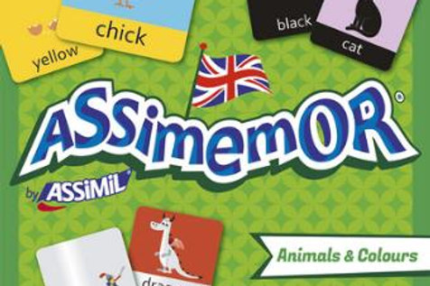 Assimemor - Animals & Colours (Memory Game)