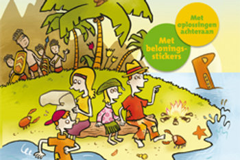 Cahier de vacances - Jeux et exercices (4ème année)