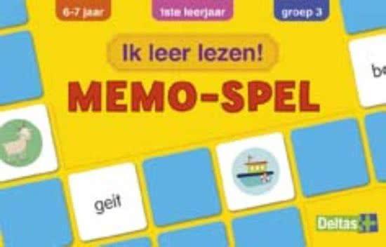 Memory Spel (Memory Game)