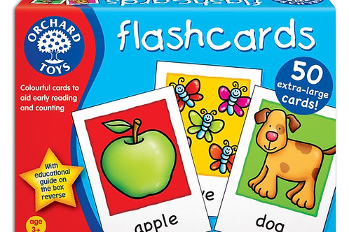 Fiches de Vocabulaire (Flash-Cards)
